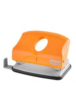 Dziurkacz 2150OR 15 kartek pomarańczowy EASY