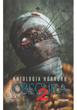 Antologia horroru Tom 2 Obscura