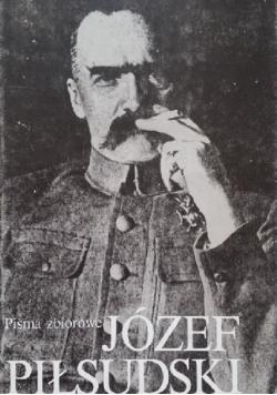 Józef Piłsudski Pisma zbiorowe Tom VII