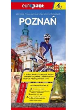 Mapa rowerowa - Poznań 1:25 000
