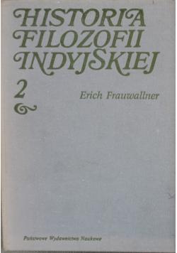 Historia filozofii indyjskiej 2