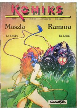 Muszla Ramora zeszyt 1