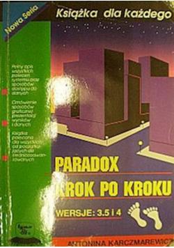 Paradox Krok po kroku Wersje 3 5 i 4