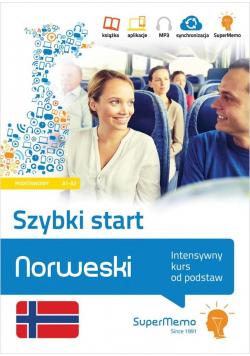 Szybki start Norweski Intensywny kurs od podstaw A1  A2