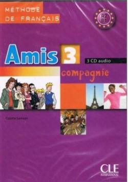 Amis et compagnie 3 CD audio
