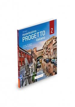 Nuovissimo Progetto italiano 2 Podręcznik + DVD