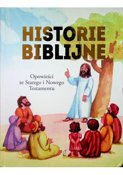 Historie biblijne Opowieści ze Starego i Nowego Testamentu