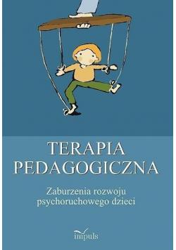 Terapia pedagogiczna Zaburzenia rozwoju psychoruchowego dzieci plus CD