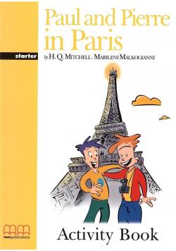 Paul and Pierre in Paris AB MM PUBLICATIONS