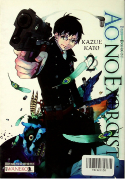 Ao No Exorcist 2