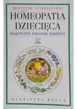 Homeopatia dziecięca
