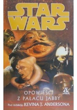 Star Wars Opowieści z pałacu Jabby