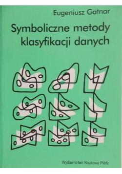 Symboliczne metody klasyfikacji danych