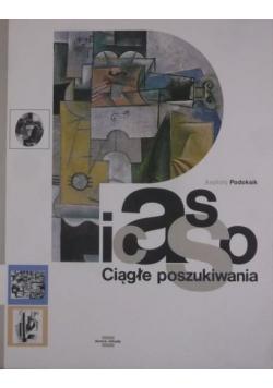 Picasso Ciągłe poszukiwania