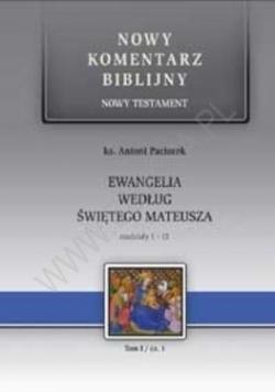 Ewangelia wg. św. Mateusza 1-13