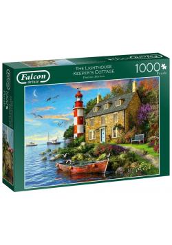 Puzzle 1000 Falcon Chatka latarnika