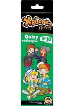 Xplore Team Quizy edukacyjne 9 - 10 lat