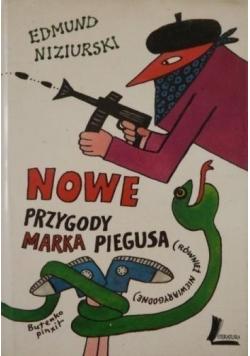 Nowe przygody Marka Piegusa