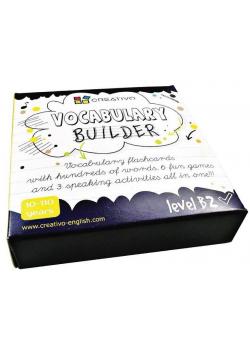 Vocabulary Builder Level B2 CREATIVO