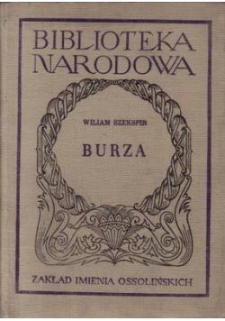 William Szekspir Burza
