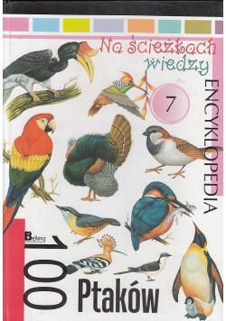 Encyklopedia  100 Ptaków