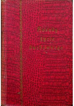 Zasady życia duchowego 1926 r.