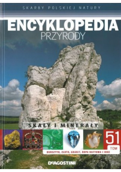 Encyklopedia przyrody Skały i minerały