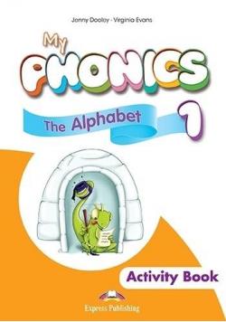 My phonics 1 The Alphabet AB + Digi material