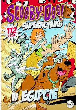 Scooby Doo W Egipcie