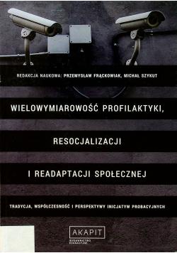 Wielowymiarowość profilaktyki resocjalizacji i readaptacji społecznej