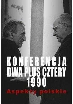Konferencja dwa plus cztery 1990