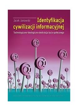 Identyfikacja cywilizacji informacyjnej