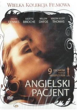 Angielski pacjent DVD NOWA