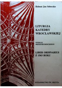 Liturgia Katedry Wrocławskiej