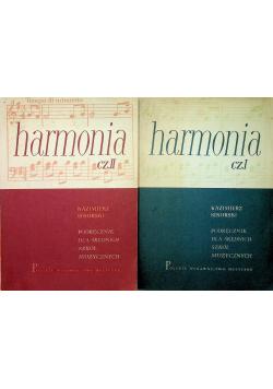 Harmonia cz 1 i 2