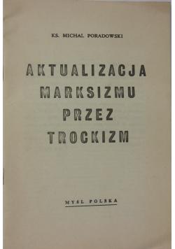Aktualizacja Marksizmu przez Trockizm