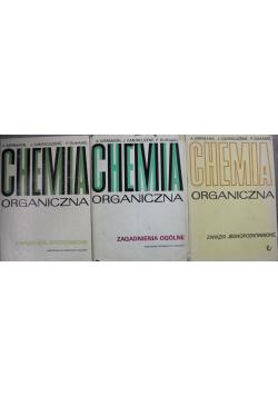 Chemia organiczna 3 tomy