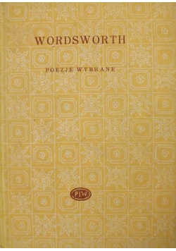 Wordsworth Poezje wybrane