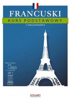 Francuski  Kurs podstawowy plus DVD