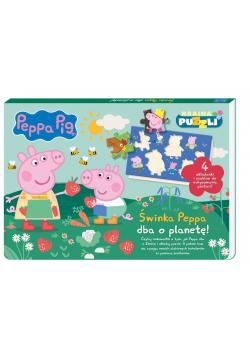 Peppa Pig. Kraina puzzli. Świnka Peppa ...