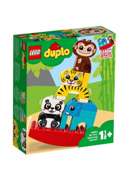 Lego DUPLO 10884 Zwierzątka na równoważni