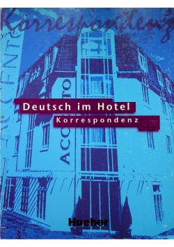 Deutsch im Hotel Korrespondenz