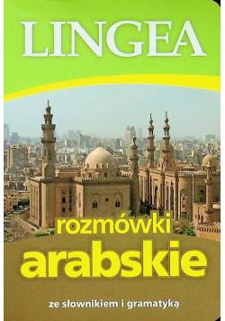 Rozmówki arabskie Lingea