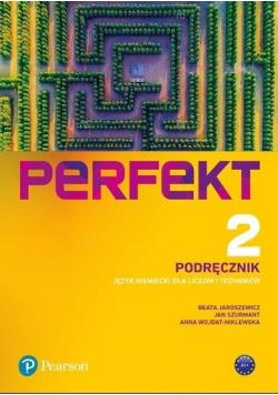 Perfekt 2 podręcznik + kod Interaktywny
