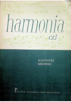 Harmonia część I