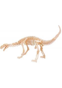 Łamigłówka drewniana Gepetto - Plateozaur G3
