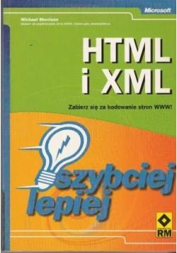 HTML i XML  Zabierz się za kodowanie stron WWW