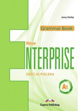 New Enterprise A1 Grammar Book + DigiBook