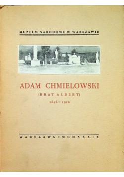 Adam chmielowski brat Albert 1939 r