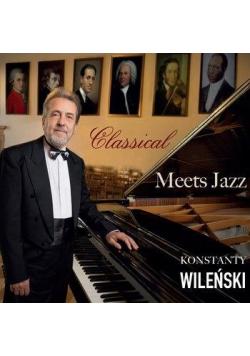 Classical Meets Jazz CD